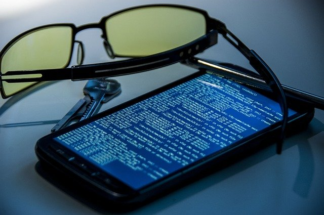 mobil a brýle