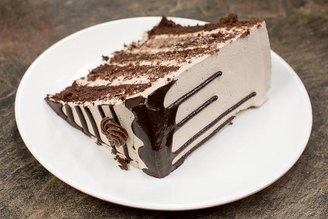 kakaový dort s polevou