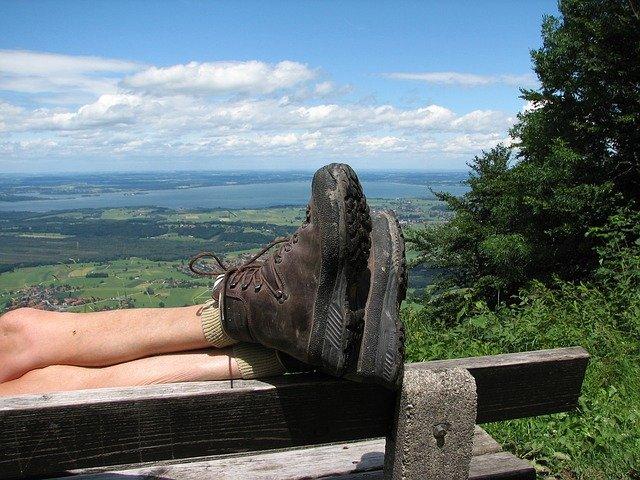 Správná péče o trekovou obuv