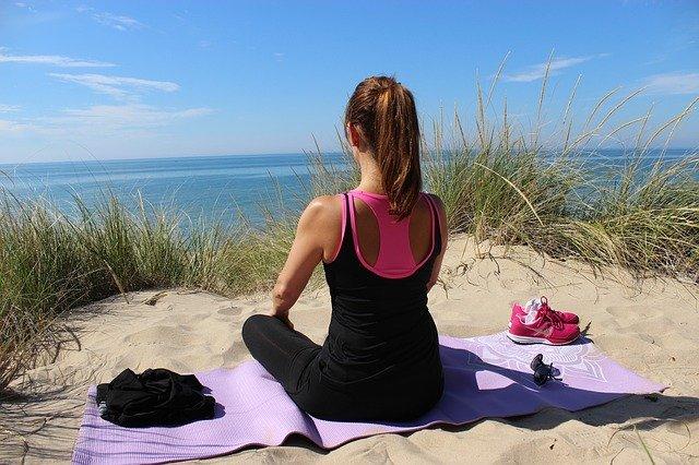 Pohybová aktivita pro tělo i duši – jóga