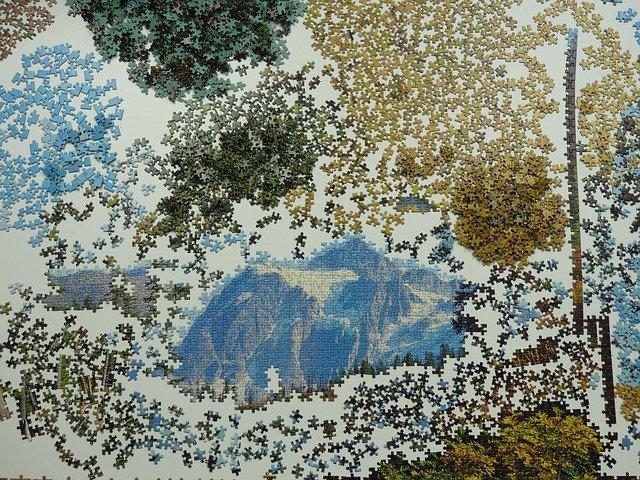 Puzzle – neobvyklé hobby