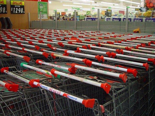 Nákup potravin přes internet