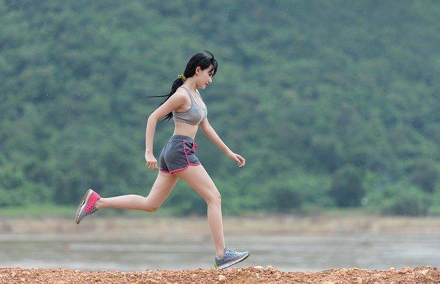 běh vietnamky