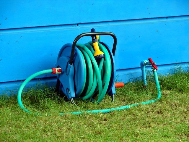 vývody vody se dají udělat všude i na zahradu
