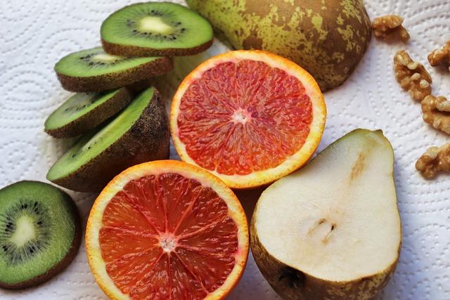 ovocná strava