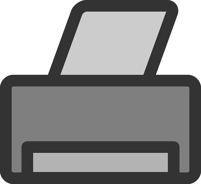 Logo tiskárny