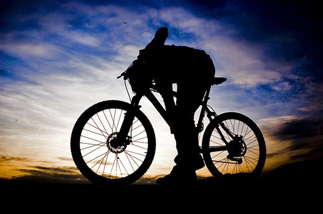 Víkend na kolech, v pohodě a bez stresu