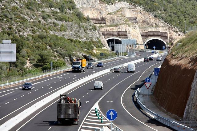 dálnice v zahraničí